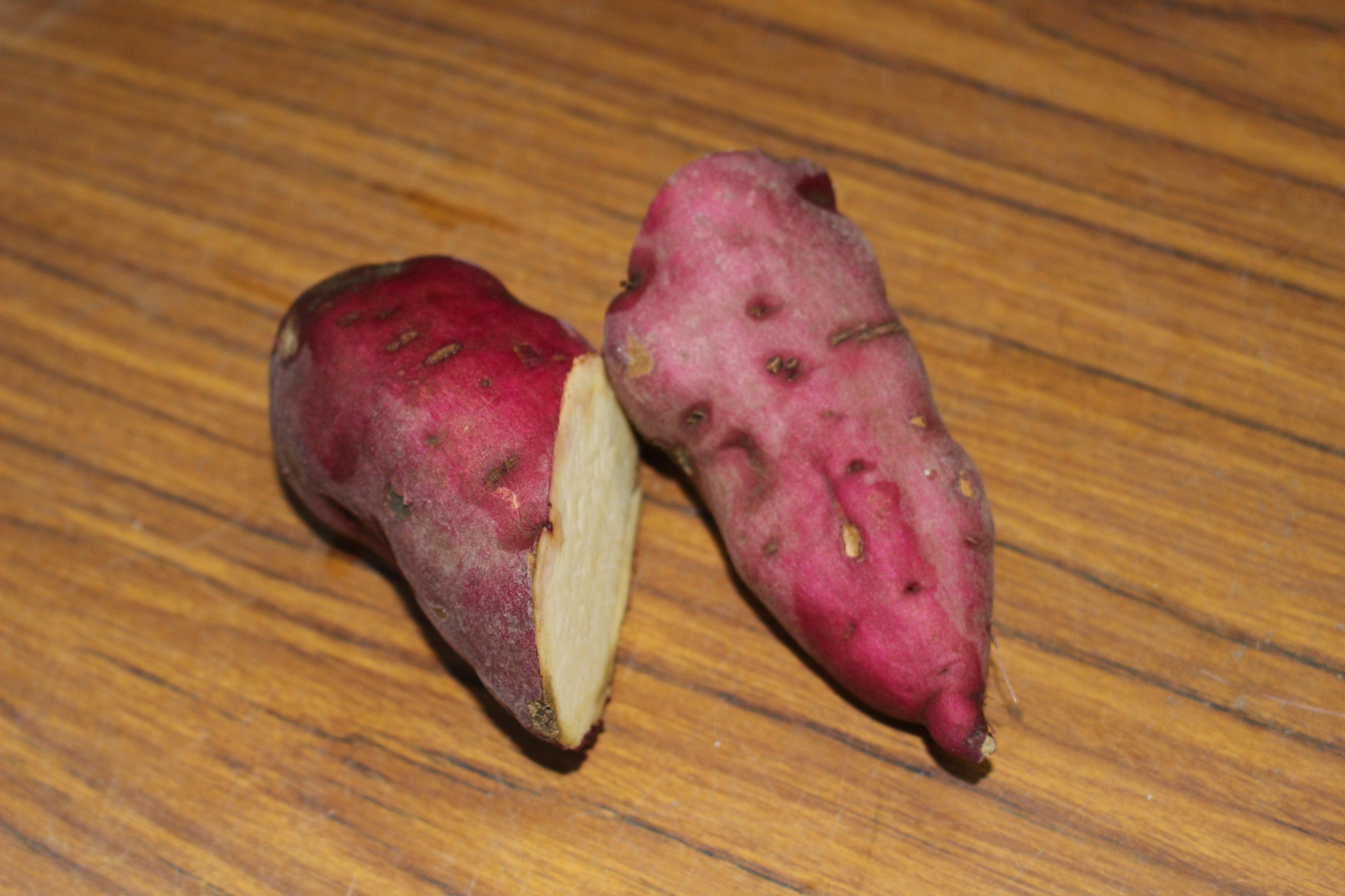サツマイモ(鳴門金時・紅はるか)